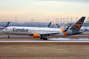 Boeing 767-300ER - D-ABUZ operated by Condor