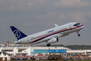 Sukhoi SSJ 100-95B Superjet - 97012 operated by Sukhoi Design Bureau