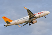 Airbus A320-251N - TC-NBT operated by Pegasus Airlines