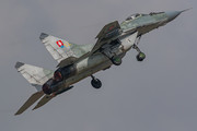 Mikoyan-Gurevich MiG-29AS - 6627 operated by Vzdušné sily OS SR (Slovak Air Force)