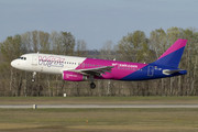 Airbus A320-232 - HA-LWP operated by Wizz Air
