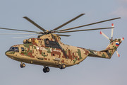 Mil Mi-26T2V - 157 operated by Russian Helicopters