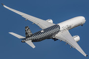 Airbus A350-941 - F-WWCF operated by Airbus Industrie