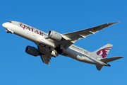 Boeing 787-8 Dreamliner - A7-BCT operated by Qatar Airways