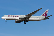 Boeing 787-8 Dreamliner - A7-BCZ operated by Qatar Airways