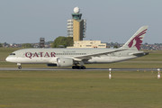 Boeing 787-8 Dreamliner - A7-BCD operated by Qatar Airways
