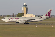 Airbus A330-243F - A7-AFI operated by Qatar Airways Cargo
