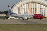 Boeing 737-800 - SE-RPJ operated by Norwegian Air Sweden