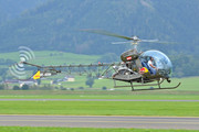Bell 47G-3B-1 - OE-XDM operated by The Flying Bulls