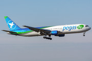 Boeing 767-300ER - VP-BOY operated by Pegas Fly