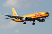 Boeing 757-200SF - G-BMRI operated by DHL Air