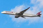 Airbus A350-1041 - A7-ANN operated by Qatar Airways