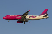 Airbus A320-232 - HA-LPS operated by Wizz Air