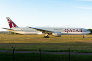 Boeing 777-300ER - A7-BEU operated by Qatar Airways