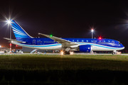 Boeing 787-8 Dreamliner - VP-BBS operated by AZAL Azerbaijan Airlines