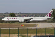Boeing 777-300ER - A7-BAU operated by Qatar Airways
