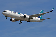 Boeing 767-300ER - C-GOGN operated by WestJet Airlines