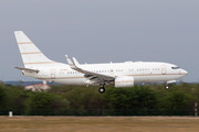 Boeing 737-700 BBJ - P4-BBJ operated by Carre Aviation