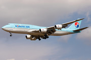 Boeing 747-8 - HL7632 operated by Korean Air