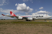 Boeing 747-400ERF - LX-KCL operated by Cargolux Airlines International