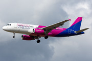 Airbus A320-232 - HA-LWK operated by Wizz Air
