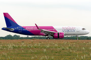Airbus A320-271N - HA-LJA operated by Wizz Air