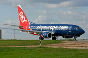 Boeing 737-700 - OM-NGC operated by SkyEurope Airlines