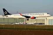 Embraer E195LR (ERJ-190-200LR) - OE-LWH operated by Austrian Airlines