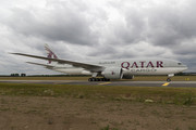 Boeing 777F - A7-BFR operated by Qatar Airways Cargo