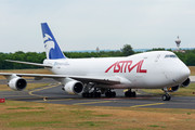 Boeing 747-400F - TF-AMU operated by Astral Aviation