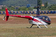 Robinson R44 Raven II - HA-FTX operated by BHS Hungary Kft.