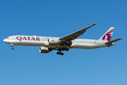 Boeing 777-300ER - A7-BEE operated by Qatar Airways