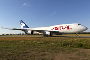 Boeing 747-400SF - TF-AMM operated by Astral Aviation