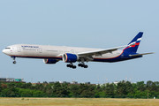 Boeing 777-300ER - VQ-BFK operated by Aeroflot