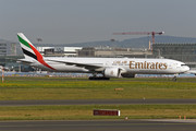 Boeing 777-300ER - A6-ENE operated by Emirates