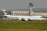 Boeing 747-8F - B-LJB operated by Cathay Pacific Cargo