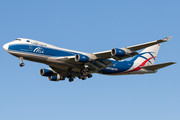 Boeing 747-400ERF - G-CLBA operated by CargoLogicAir