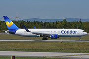 Boeing 767-300ER - D-ABUI operated by Condor
