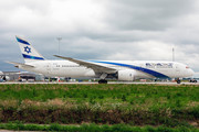 Boeing 787-9 Dreamliner - 4X-EDI operated by El Al Israel Airlines