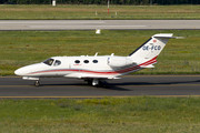 Cessna 510 Citation Mustang - OE-FCO operated by GlobeAir