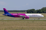 Airbus A321-271NX - HA-LVI operated by Wizz Air