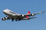 Boeing 747-400F - LX-LCL operated by Cargolux Airlines International