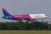 Airbus A320-232 - HA-LWH operated by Wizz Air