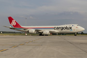 Boeing 747-8 - LX-VCI operated by Cargolux Airlines International