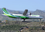 ATR 72-600 - EC-NDD operated by Binter Canarias