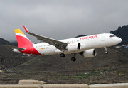 Airbus A320-251N - EC-NCM operated by Iberia