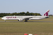 Boeing 777-300ER - A7-BAZ operated by Qatar Airways