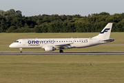Embraer E190LR (ERJ-190-100LR) - OH-LKN operated by Finnair