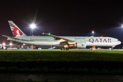 Boeing 777-300ER - A7-BEC operated by Qatar Airways