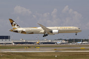 Boeing 787-10 Dreamliner - A6-BME operated by Etihad Airways